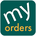 My orders logo